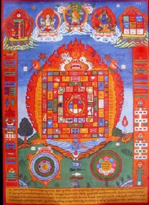 protector talisman from Padmasambhava